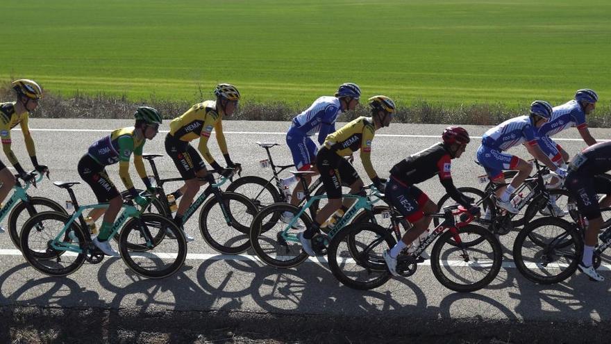 Sigue en directo la etapa de hoy de la Vuelta 2020