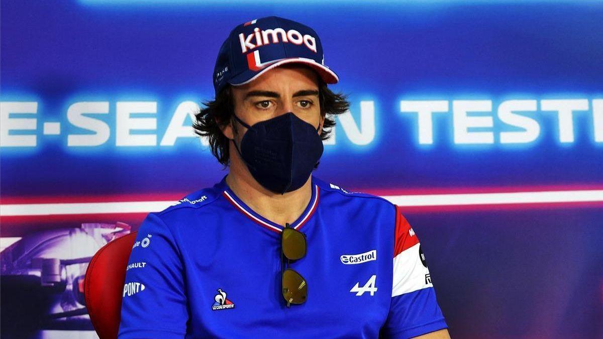 """La ambición de Alonso: """"Piloto mejor que nunca, tenía que estar en la F-1"""""""