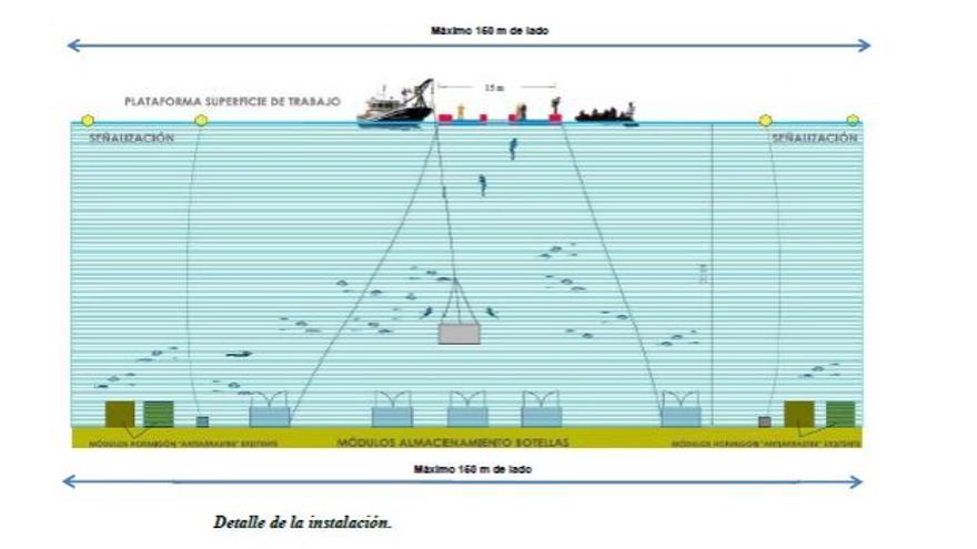 El Puerto de Cartagena acogerá la primera bodega submarina de la Región