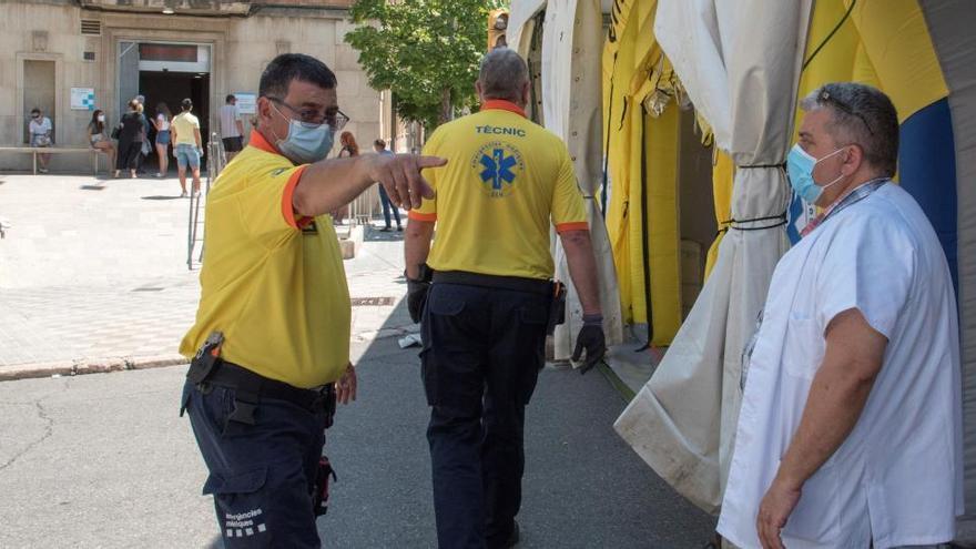 Nuevo confinamiento en Lleida.