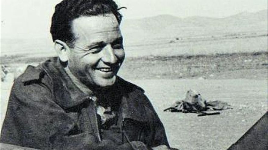 ¿Quién fue el aviador franquista García-Morato?