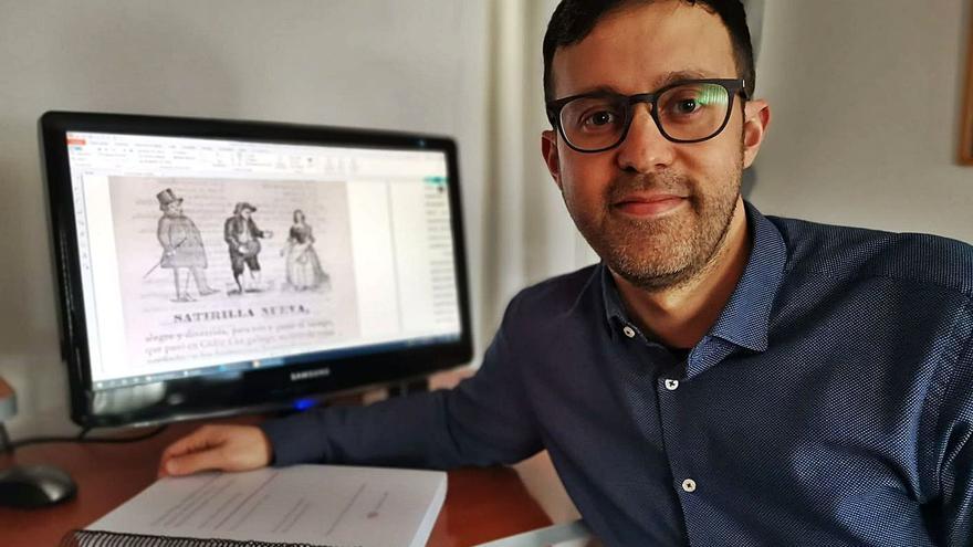"""""""Hai documentos do século XVI nos que se fala de responder 'a la gallega"""""""