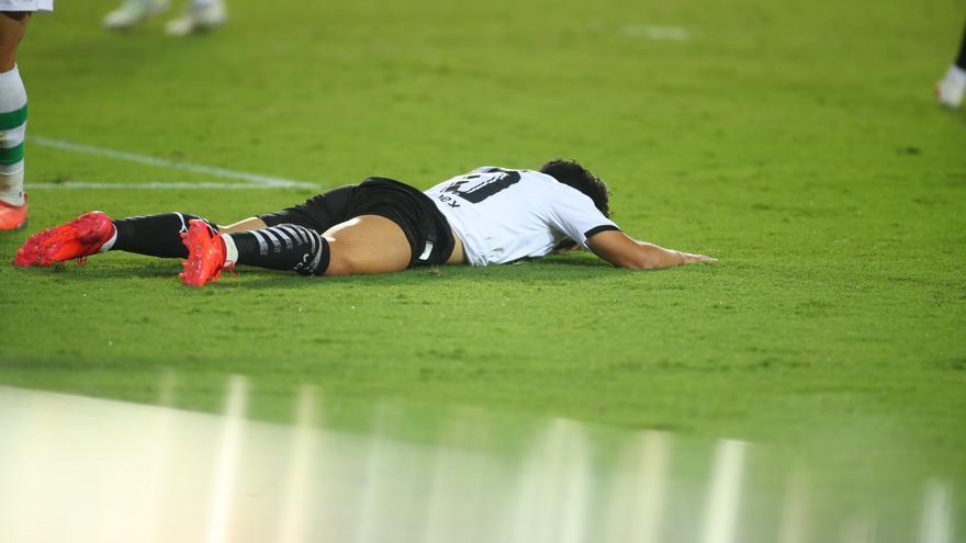 Así han sido los goles del Valencia CF - Betis