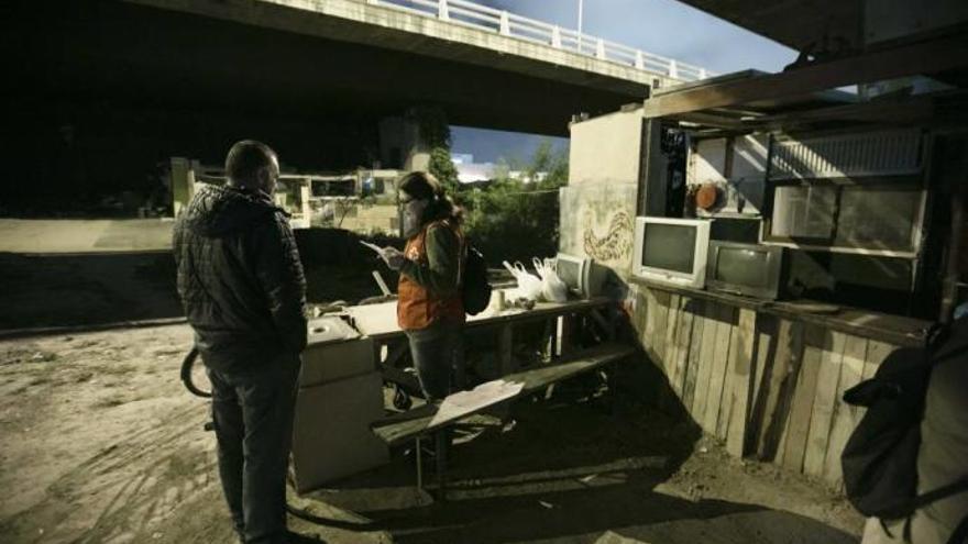 Auf Mallorca leben 209 Obdachlose auf der Straße
