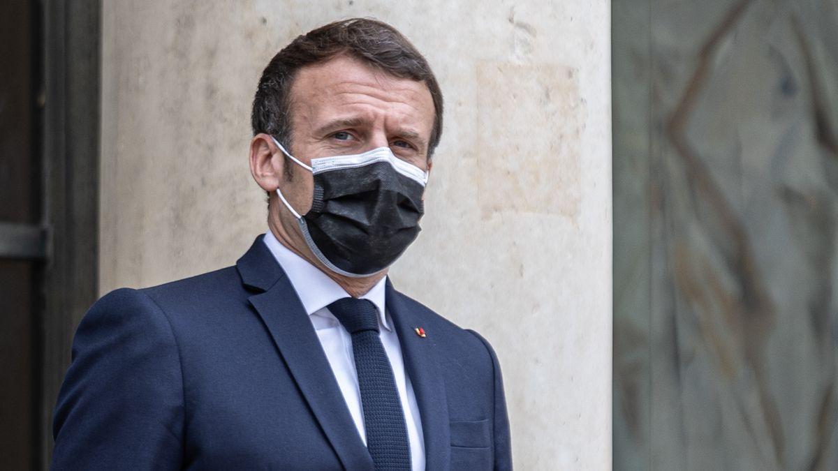 Atac a Macron