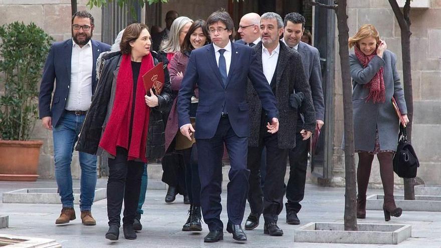 La CUP pone en riesgo la aprobación de las cuentas catalanas al exigir subidas del IRPF