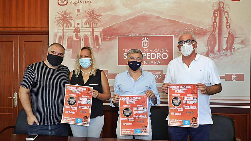 Organizan un festival de jazz y funk en San Pedro Alcántara