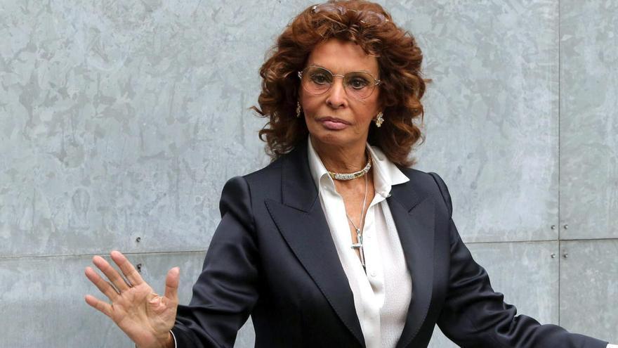 La última película de Sofia Loren llega a Netflix en noviembre