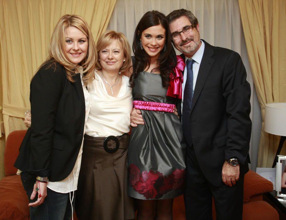 La elección mayor sonríe a Laura Caballero, quien ya había sido corte infantil en el año 1998.