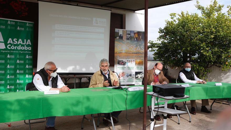 Asaja celebra su asamblea anual en plena incertidumbre ante el decreto de convergencia de la PAC y la pandemia