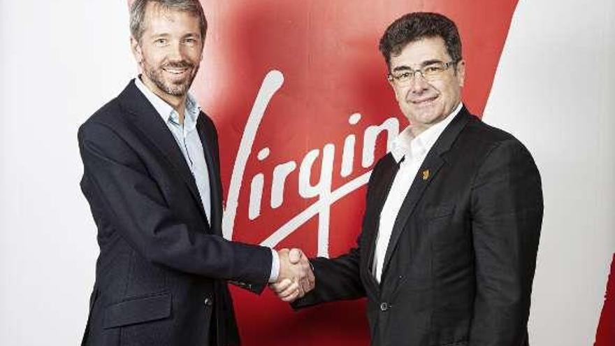 El dueño de R se alía con Virgin para usar su marca en la expansión por toda España