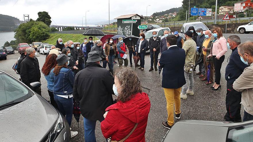 Redondela pedirá a la Xunta que no renueve la autorización ambiental de Aucosa