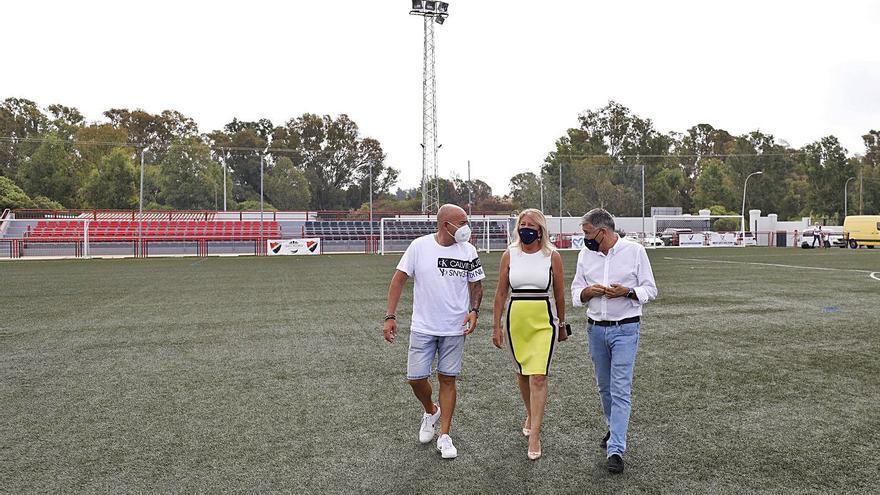Ángeles Muñoz reúne los avales para su candidatura como presidenta del PP de Marbella
