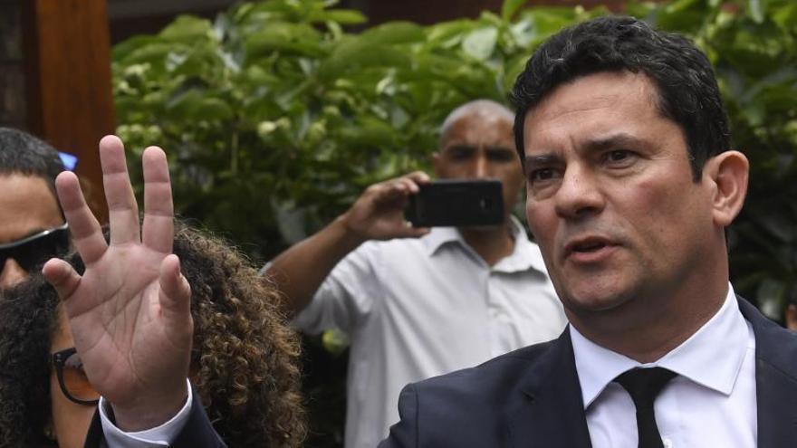 El juez Moro, que condenó a Lula y Odebrecht, será ministro de Bolsonaro