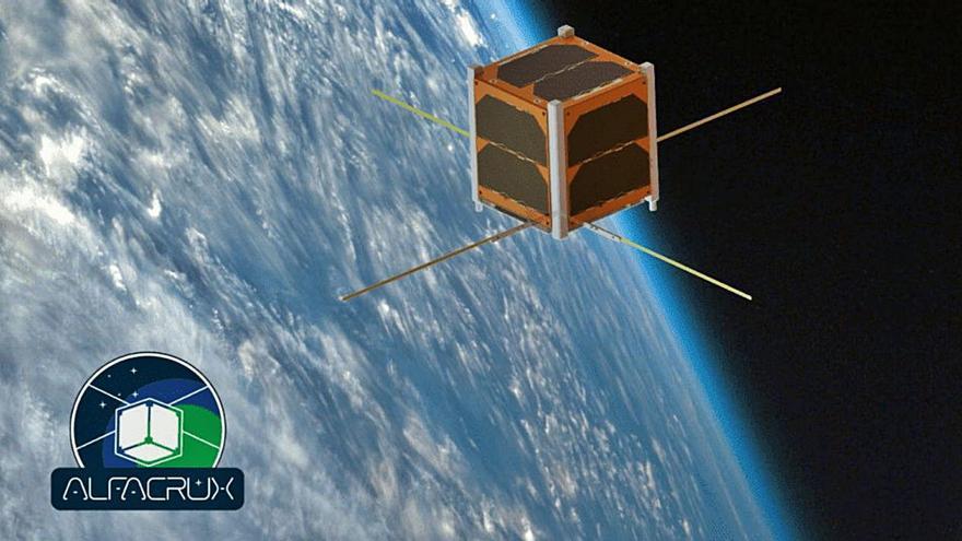 El satélite de Alén Space inicia las pruebas de conexión con terminales en Galicia y Cataluña