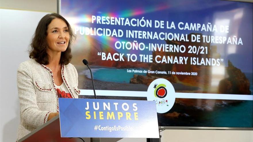 """Maroto asegura que reactivar el turismo en Canarias es una """"prioridad"""" para España"""