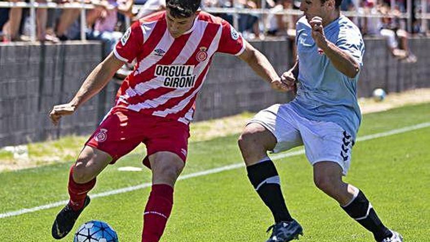 El Girona no dona el vistiplau a dissabte i la promoció es jugarà diumenge a la tarda
