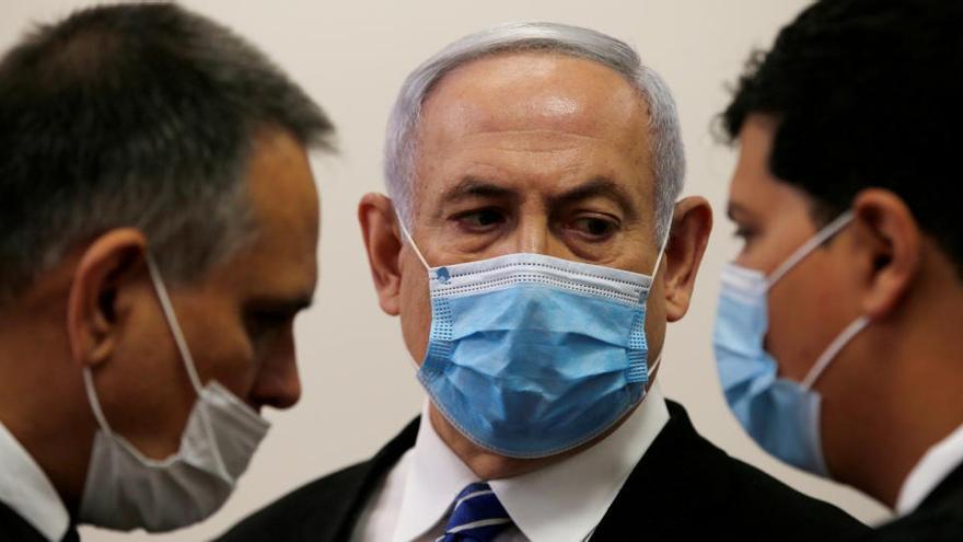 Netanyahu se declara inocente de los cargos por corrupción