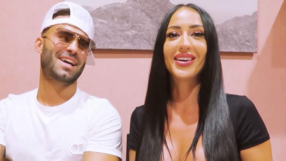 Aurah Ruiz tells the truth about the run over to Jesé