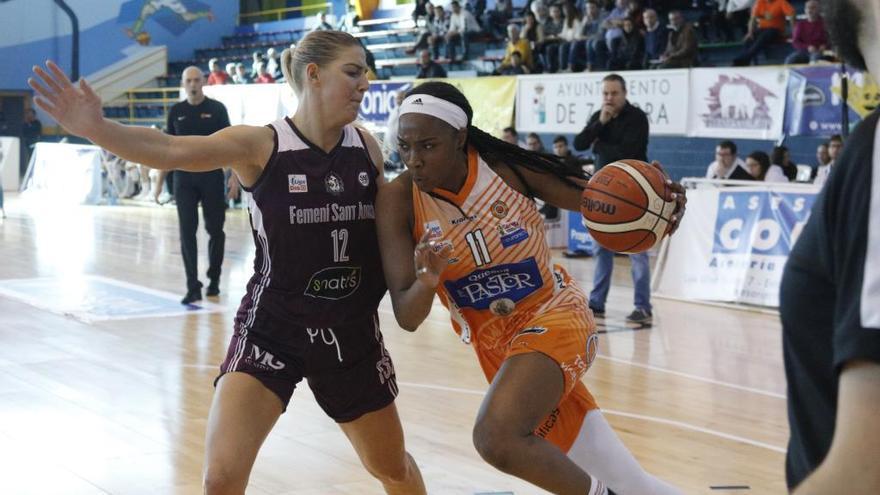 La danesa María Jespersen, nueva jugadora de Quesos El Pastor - CD Zamarat