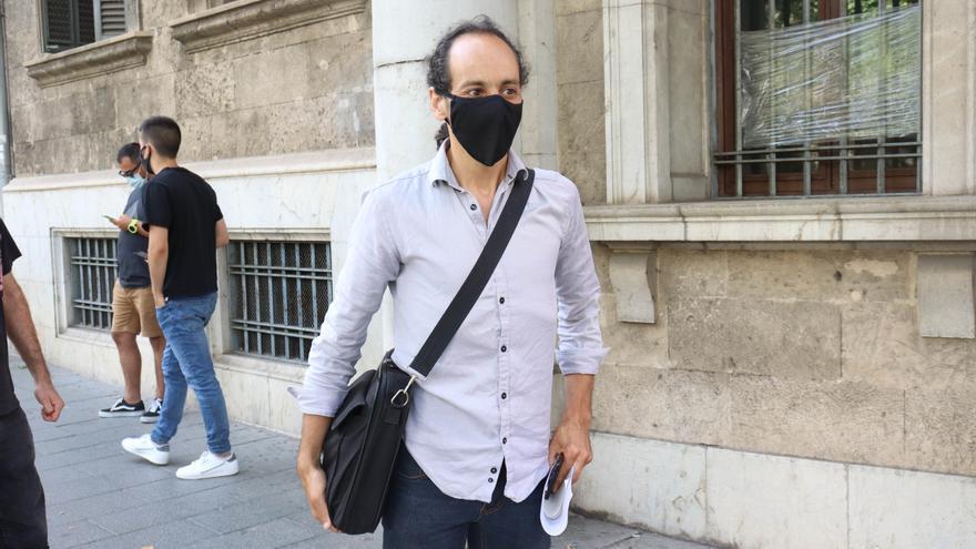 Condenado el portavoz de Stop Desnonaments por resistencia a la autoridad