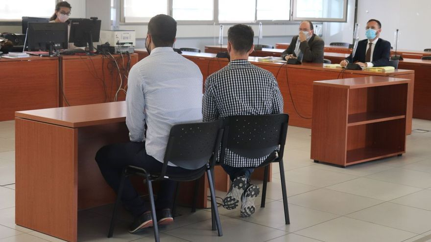 Dos futbolistas de Tercera aceptan dos meses de prisión por corrupción en apuestas deportivas