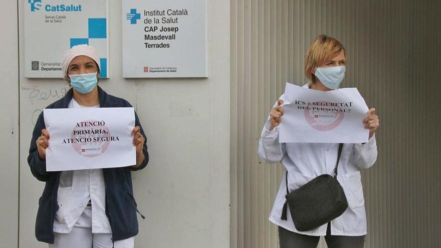 La Intersindical denuncia agressions a professionals del CAP de Figueres