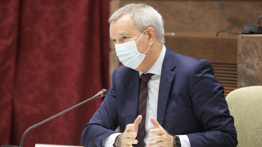 """Franquis exhibe """"el mejor presupuesto de la última década"""" en Obras Públicas y ASG le reprocha el escaso peso de Visocan"""
