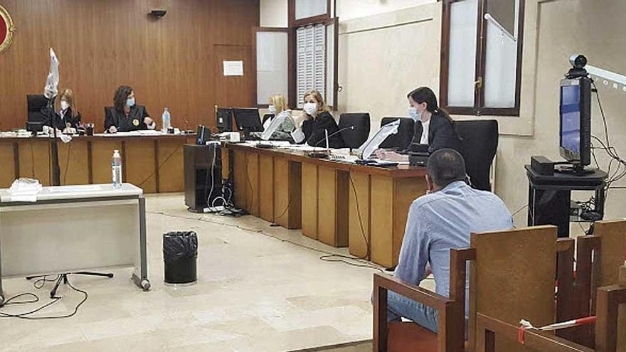 Condenado a 11 años de prisión por abusar de su hijastra menor durante seis años