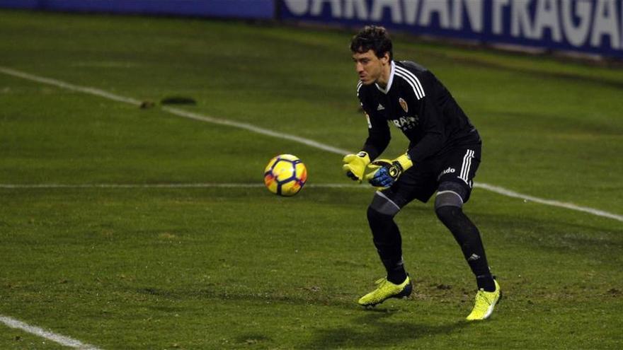 Cristian Álvarez renueva por dos temporadas más otra opcional