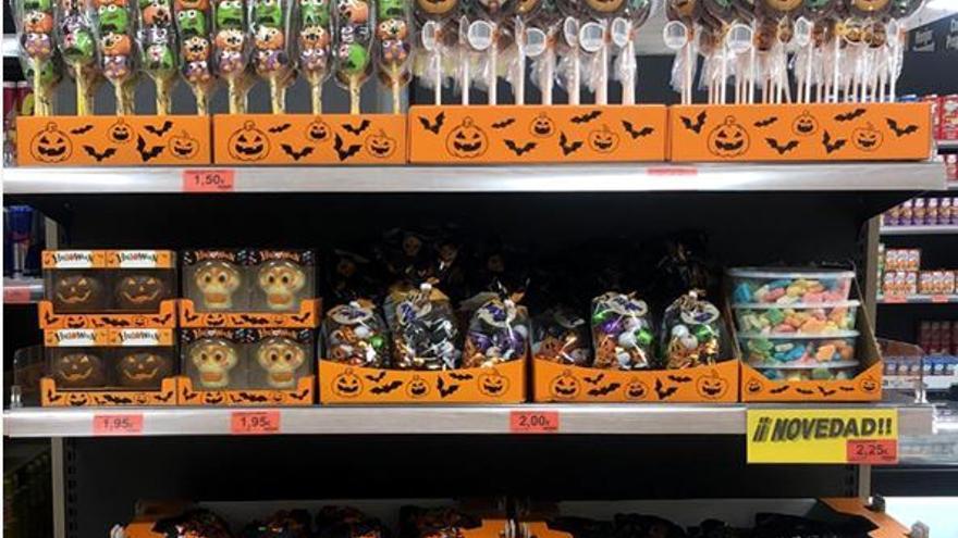 Mercadona: Las novedades para Halloween