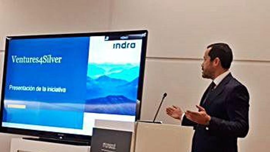 La Xunta e Indra buscan emprendedores que impulsen una 'silver economy' gallega