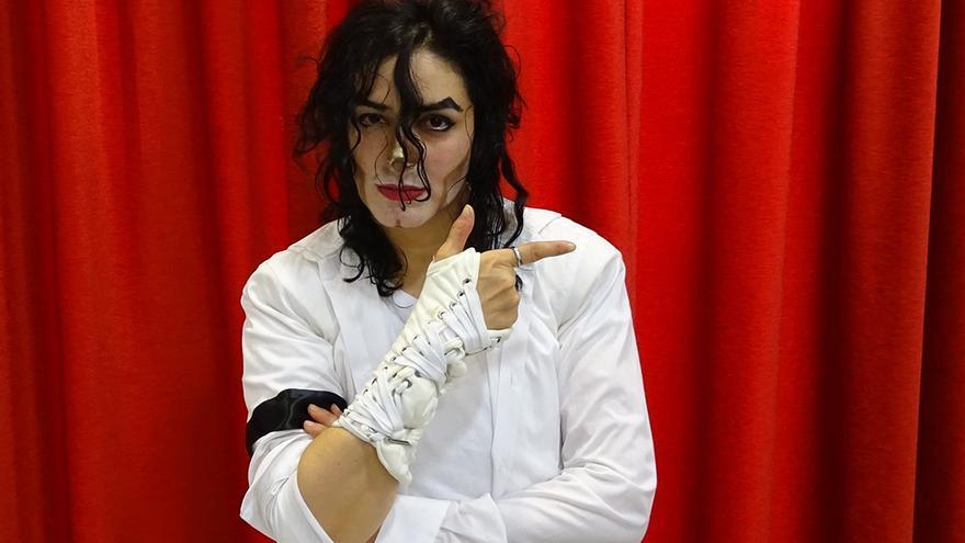 ¿Una noche de Halloween en Córdoba con Michael Jackson?