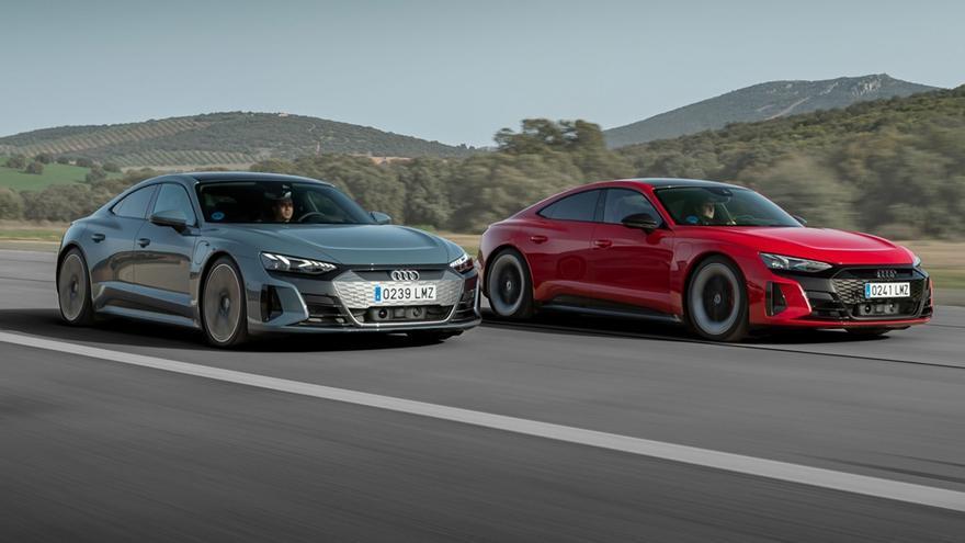 Audi e-tron GT, 100% deportivo, premium y eléctrico