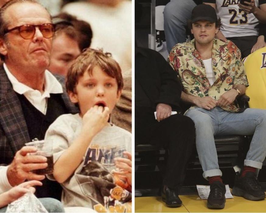 Uno de los hijos de Jack Nicholson.