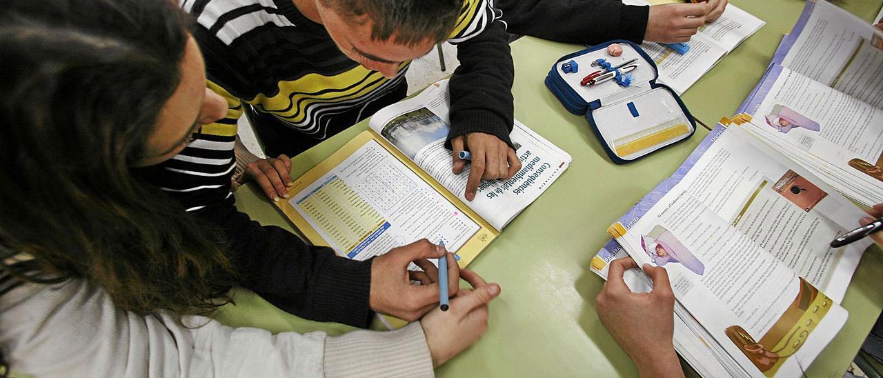 Proyecto organizado por la orientadora del Instituto Bahía de Babel con alumnos de altas capacidades.  