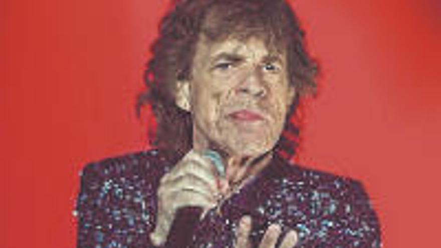 Jagger y otros artistas no politizan su música