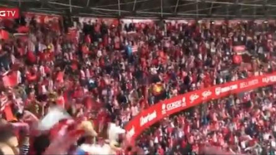 El emotivo vídeo del Sporting con guiño hacia Asturias y la unión