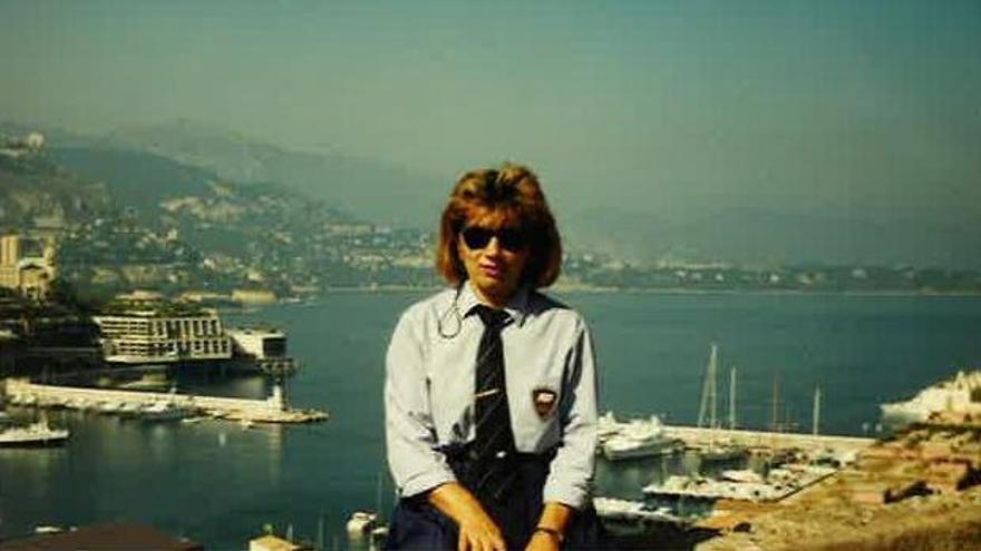 Maribel Alfaya en Monte Carlo