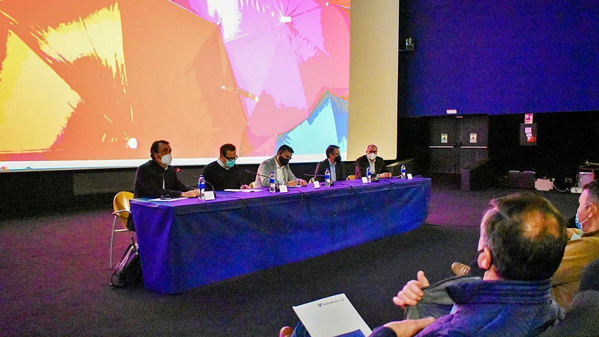 Jornada celebrada ayer para analizar el impacto del proyecto. | L-EMV