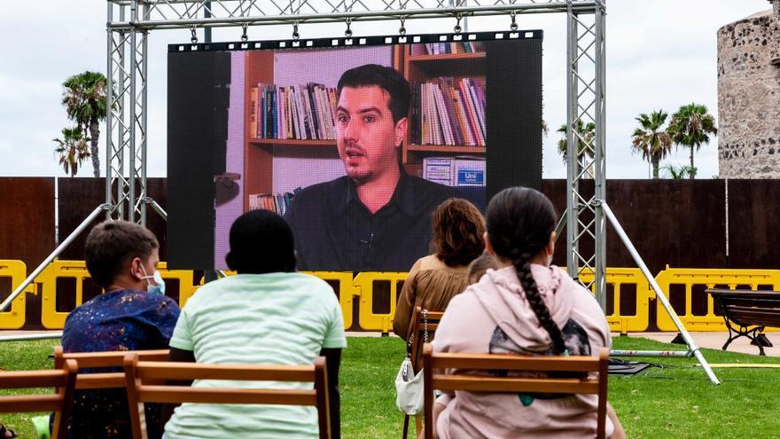 'Miradas de orgullo' en la capital grancanaria