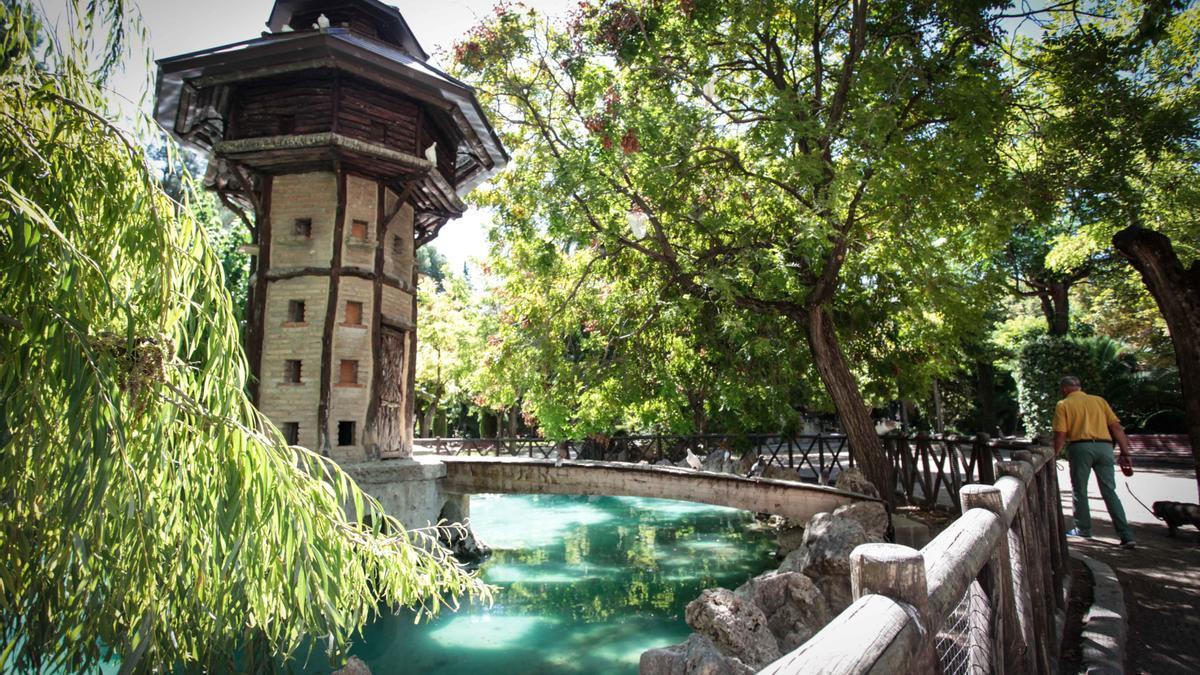 Alcoi, Parc de la Glorieta JUANI RUIZ