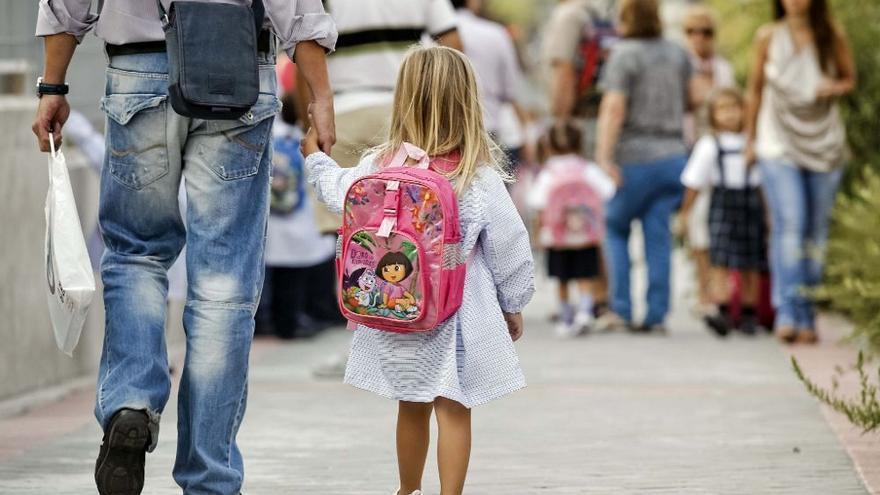 El tercer curso escolar en pandemia arranca esta semana en Canarias