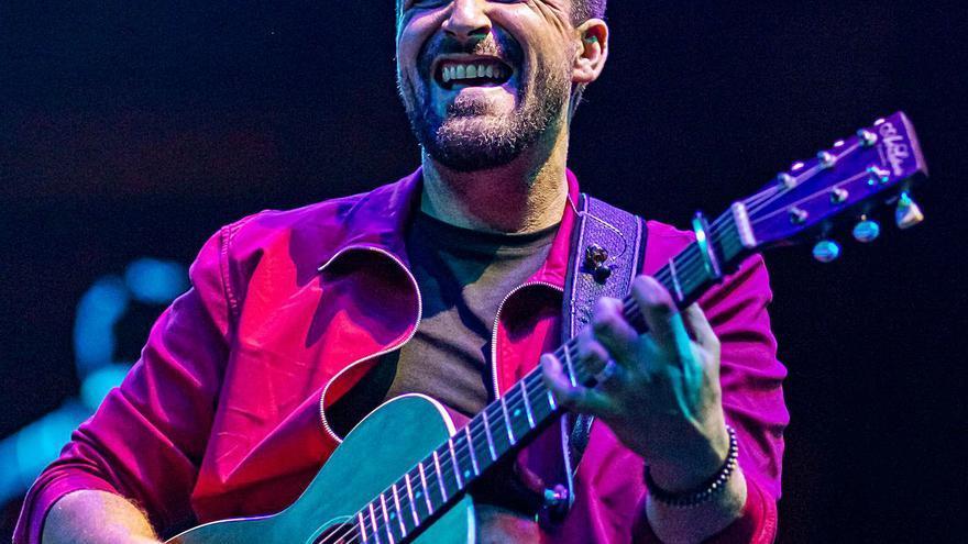 Funambulista fa un concert acústic dins el cicle 'Rock, pop... al Palau'