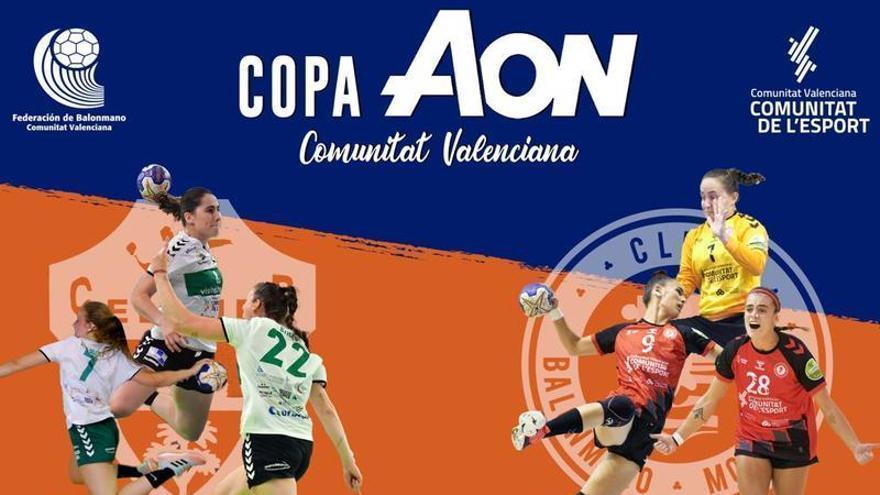 Elche y Morvedre disputan la Copa AON Comunitat Valenciana