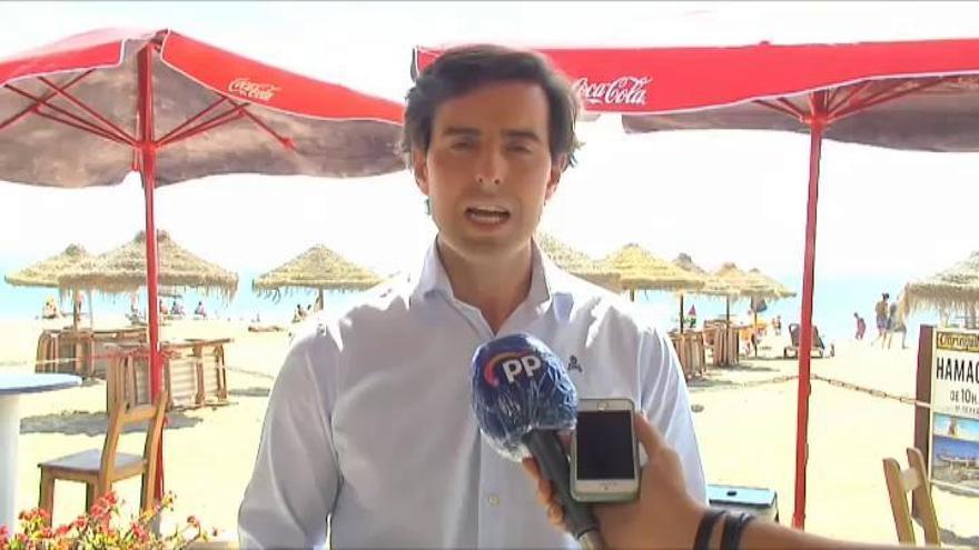 """El PP pide a Sánchez que deje los """"bandazos"""" y planifique la reactivación turística"""