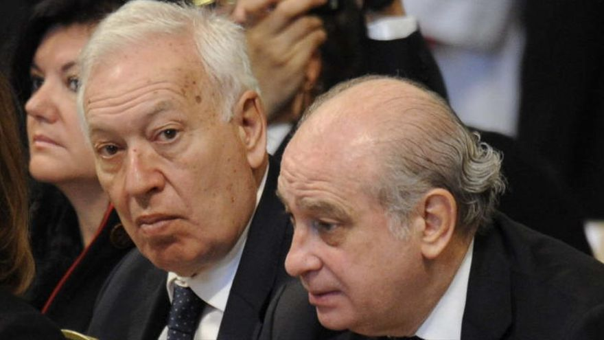 Margallo y Fernández Díaz, fuera del nuevo Gobierno de Mariano Rajoy