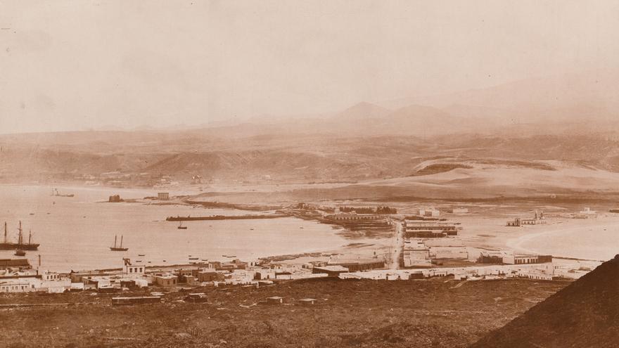 Cuando las dos orillas del Istmo de Santa Catalina se acariciaban