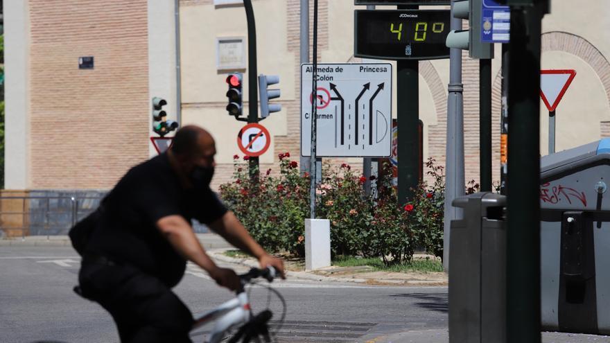 Molina alcanza los 37 grados y se convierte en la ciudad más calurosa de España