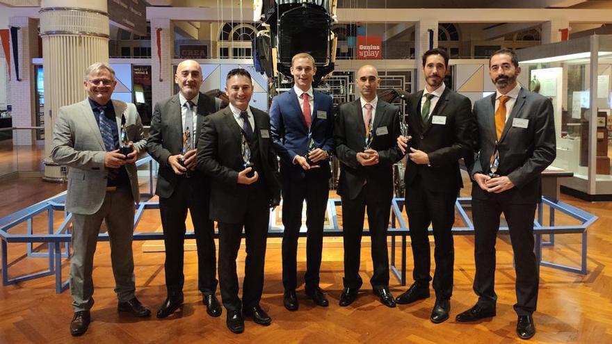 El CEU Cardenal Herrera gana el premio Henry Ford Technology Award